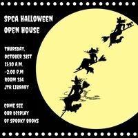 SPCA Halloween Open House