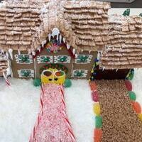 Gingerbread Display and Competition