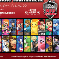 Super Smash Saturdays