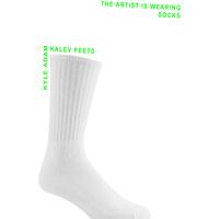The Artist is Wearing Socks: Kyle Adam Kalev Peets