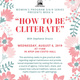Womxn's Program: How to be Cliterate with Stephanie Orozco