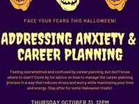 Meet-Up: Addressing Anxiety and Career Planning