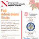 Northeastern University Physician Assistant Program Admissions Visit