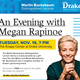 Bucksbaum Lecture: An Evening with Megan Rapinoe