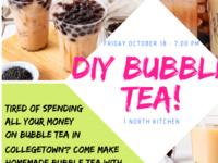 DIY Bubble Tea