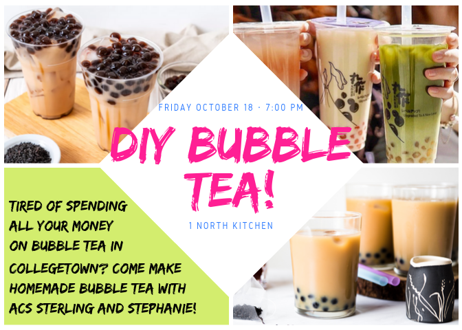 Diy Bubble Tea Cornell
