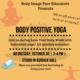 Love Your Body Week - Body Positive Yoga