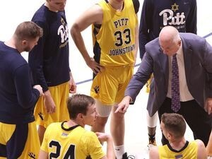Pitt-Johnstown Men's basketball vs. East Stroudsburg