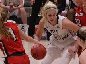 Pitt-Johnstown Women's basketball vs. Kutztown