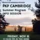Pembroke-King's College Programme (Cambridge Summer) Info Session