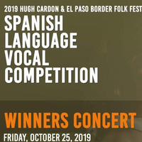 Spanish Language Vocal Competition WINNERS CONCERT