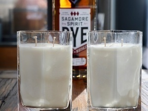 Sagamore Spirit Candle Making Class