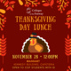 COF Thanksgiving Day Luncheon