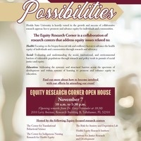 Equity Research Center Open House