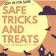 Sacramento Campus Safe Trick or Treat event