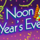 Noon Year's Eve - Sissonville Branch Library