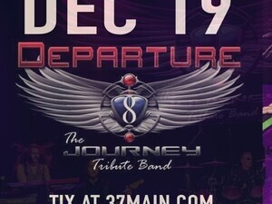 37 Main's 11 Year Anniversary Party with Departure