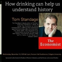 How drinking can help us understand history, lecture by Tom Standage