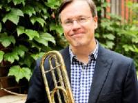 Faculty Artist Series - Mark Kellogg, trombone