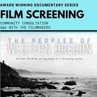 """Native Wisdom: The Peoples of Western Oregon"" Screening"