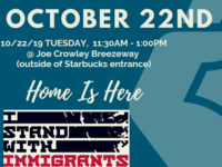 Immigrant Day of Action Oct. 22nd