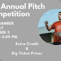 3rd Annual Pitch Competition