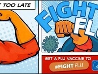 Peer Health Education Outreach: Fight the Flu