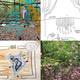 Ecological Art: Print media installations across campus
