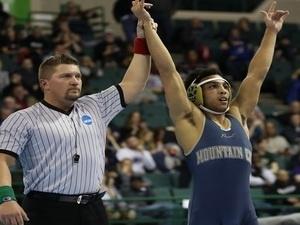 Pitt-Johnstown wrestling vs. West Liberty