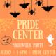 Pride Center Halloween Party