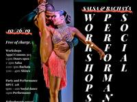 UV Latin Dance Workshops