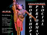 Salsa Social and Performance by UV Latin Dance, ft. DJ Sal Sero