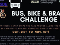 Bus, Bike and Brag Challenge