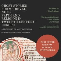 Ghost Stories for Medieval Nuns: Faith and Religion in Twelfth-Century Europe