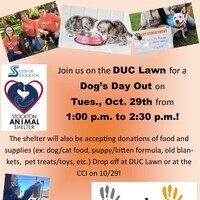 Dog's Day Out & Supply Drive