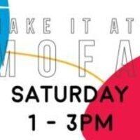 Make it at MoFA: Stamps