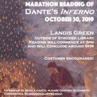 Inferno Marathon Reading