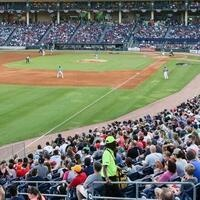 Gwinnett Stripers vs Norfolk Tides