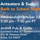 Anteaters & Suds Back to School Night Alumni Social