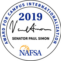 2019 NAFSA Simon Award for Campus Internationalization Presidential Panel