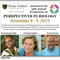 Perspectives in Biology Symposium [PIB]