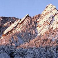 Colorado Skies - Winter Solstice