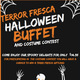 Terror Fresca - Buffet and Costume Contest