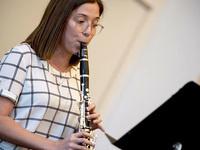 Madison Hansen - Clarinet Junior Recital