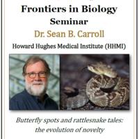 Frontiers in Biology Seminar