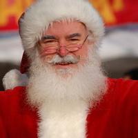 Santa's Arrival at Charleston Town Center