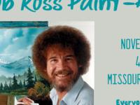 SUB Presents: Bob Ross Paint-Along