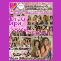 Dragapalooza - Fall Drag Show