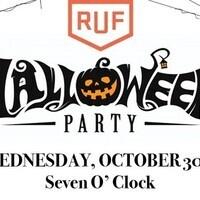 RUF Halloween Party