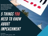 5 Things You Need to Know About Impeachment